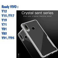 Softcase VIVO Y 12/15/17/19/71/81/83/91/95 Bening Focus Case Silicon