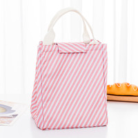 Aonez Lunch Bag Tas Makan Siang Portable Bahan Isolasi Aluminium
