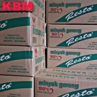 Minyak Goreng Resto Bantal 360 ml