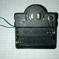mesin jam dinding music ic melody box 912