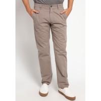TRIPLE Celana Panjang Chinos (306 858 OLV) Slim Fit