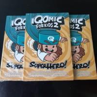 IQOMIC For Kids 2 - Komik Islami Bacaan Anak