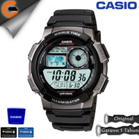 CASIO Illuminator AE 1000W 1BVDF - Jam Tangan Original Digital