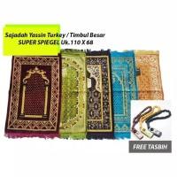 Sajadah yassin Turkey SUPER SPIEGEL Uk.110 X 68