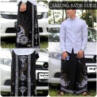 sarung pria sarung batik lukis mahda batik elrumi asli lukis tangan