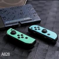 Fit Dock Animal Crossing Nintendo Switch Mika Case / Casing - Black