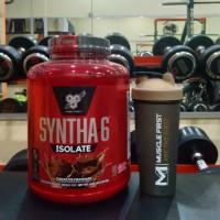 BSN Syntha-6 Isolate 4 lb lbs Syntha6 whey milk protein cutting