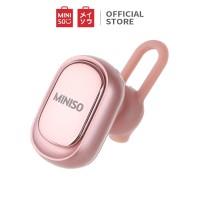 MINISO Bluetooth Headphone Cerdas Mini Smart Headset Earphone Original