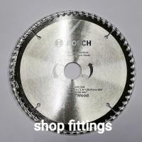 Bosch Mata Potong Kayu 7 X 60T Circular Saw Blade Pisau Gergaji Eco