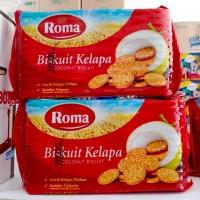 BISKUIT ROMA KELAPA