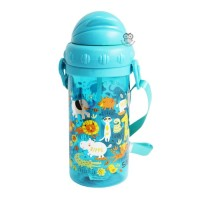 Botol Minum Smiggle Animal Unicorn 430ml