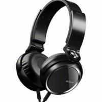 Sony MDR-XB250 On-Ear Extra Bass(XB) Headphones (Black) Original