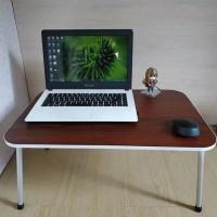 Meja laptop / meja lipat lesehan