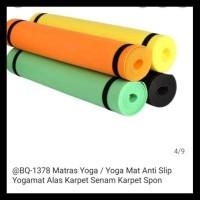 Diskon Matras Yoga / Yoga Mat Anti Slip Alas Karpet Senam Olahraga