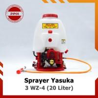 Power Sprayer Yasuka 3WZ-4 [20 Liter] – Mesin Semprot Hama 2 Tak