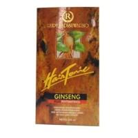 New Rudy Hadisuwarno Hair Tonic Ginseng + Phytantriol 220Ml