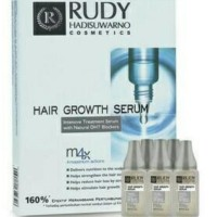 Dijual Rudy Hadisuwarno Hair Growth Serum Hair Tonic Penumbuh Rambut