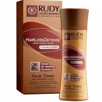 New Rudy Hadisuwarno Hair Tonic Hairloss Defense Strong & Shiny 225 Ml