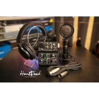 Paket Recording Streaming DS1
