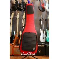 DBM Case Gigbag Bass Elektrik Red Black