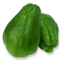 Labu Siam Besar & Labu Siam Kecil / 250 gram - sayur dan buah fresh