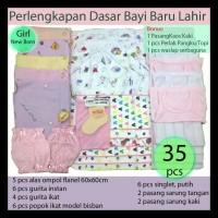 GRATIS ONGKIR Paket Murah Inner Bayi Baru Lahir/Popok/Alas