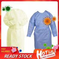 ☀In Disposable Anti-dust Clothing Gown Safety Coverall Protection
