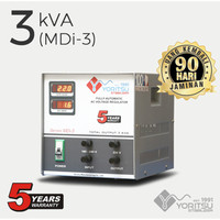 Stavol Yoritsu Digital Mdi 3 KVA ( Single Phase )