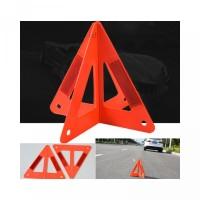 Breakdown Triangle Warning Emergency Sign Hazard Warn Safety Reflectiv