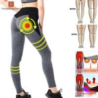 Women Anti-Cellulite Compression Slim Leggings Gym Running Yoga