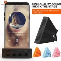 Phone Amplifier Audio Holder Lightweight Space-saving Easy