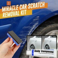 Car Scratch Removal Kit Compound Paste Cream Automobiles Repair