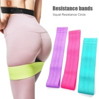 Resistance Bands Hip Loop Elastic Non-slip Exercise Fitness