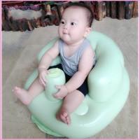 Sofa Munchkin Alas Duduk Bayi / Sofa Tiup Mandi Bayi