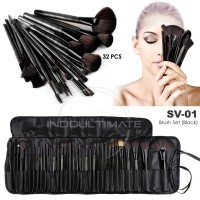 Asli 32 pcs Kuas MakeUp Brush MakeUp 1Set Murah Set Kuas MakeUp Kecant