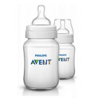 Philips Avent Bottle Classic+ Twins - 260ml
