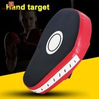 1pc PU Hand Target 5 Fingers Mitt Focus Punching Pad for Karate