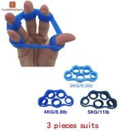 3 Pcs Finger Stretcher Strength Trainer Fingers Exercise Practice