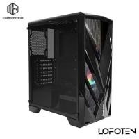 Casing PC CUBE GAMING LOFOTEN - ATX - SIDE TEMPERED / Casing Gaming