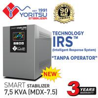Stavol Listrik Yoritsu MDX 7.5 KVA ( Single Phase )