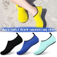Unisex Water Sports Shoes Barefoot Quick Dry Yoga Socks Slip-on