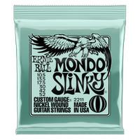 Ernieball Mondo Slinky Nickel Wound Electric Guitar Strings 10.5 52