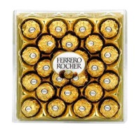 Ferrero Rocher T24 Diamante Cokelat