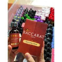 BACCARAT NATURAL NINE 60ML - BY KANG TAO - INDONESIA PREMIUM LIQUID