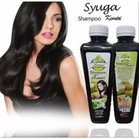 Syuga Shampoo Kemiri 250ml BPOM