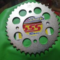 gear 415 SSS BELAKANG GL PRO MEGAPRO NEO TECH GL100 RACING TIPIS BAJA