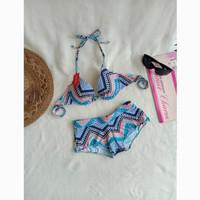 bikini set bra ikat celana boxer baju renang pantai B323