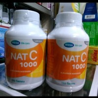 Nat C 1000 isi 150 tablet
