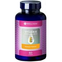 Wellness Natural Vitamin E (Water Soluble) 400IU - (60)