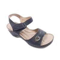 Laviola Shoes - Sandal Wanita - 2001 WSM Black